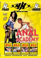 Anal academy (4 films)