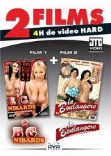 2 films : Big nibards + La boulang�re