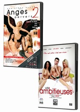 2 films : Anges pervers n2 + Les ambitieuses