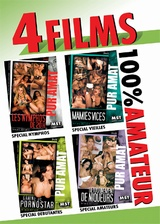 Pack 4 films MST amateur n3