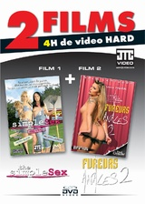 2 films : The simple sex + Fureurs anales n2
