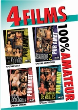 Pack 4 films MST amateur n�4