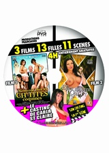 Dvd 2 films : Ch'tites... et Elles avalent tout !