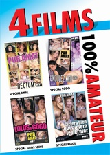 Pack 4 films MST amateur n�6
