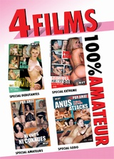 Pack 4 films MST amateur n�7