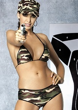 Costume Soldier Bikini