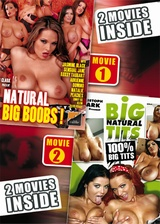 2 films : Natural big boobs + Big natural tits 21
