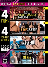 4 films sp parodies Tl ralit