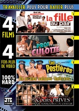 4 films sp Travailler plus pour baiser plus 