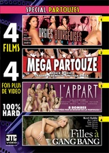 4 films sp Partouzes