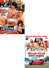Porn Tour Jade Laroche + Weekend entre couples