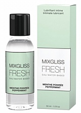 Lubrifiant Mixgliss Fresh Relax 