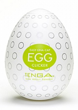 Masturbateur Tenga Egg Clicker