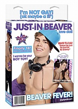 Poupe Justin Beaver