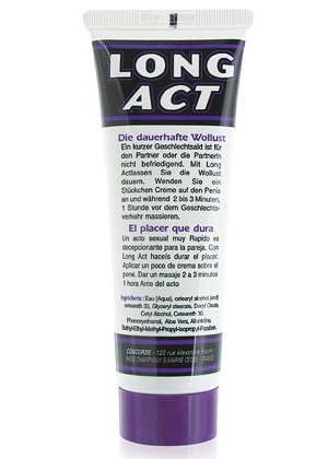 aphrodisiaque Gel Long Act