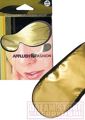 bdsm Masque Golden Color