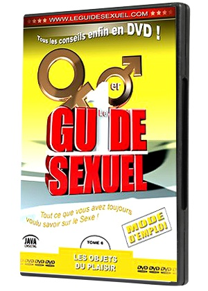 dvd Guide sexuel Les objets du plaisir