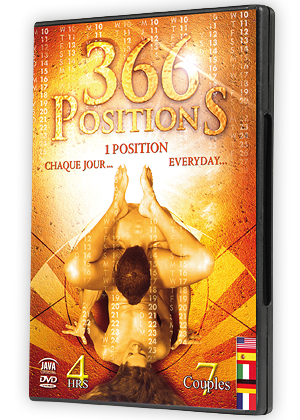 dvd Guide dvd 366 positions